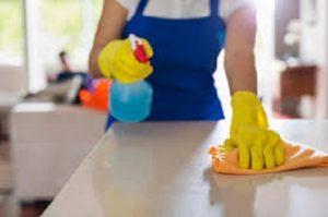 شركة تنظيف المنزل