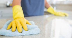 تنظيف المنزل باحترافيه